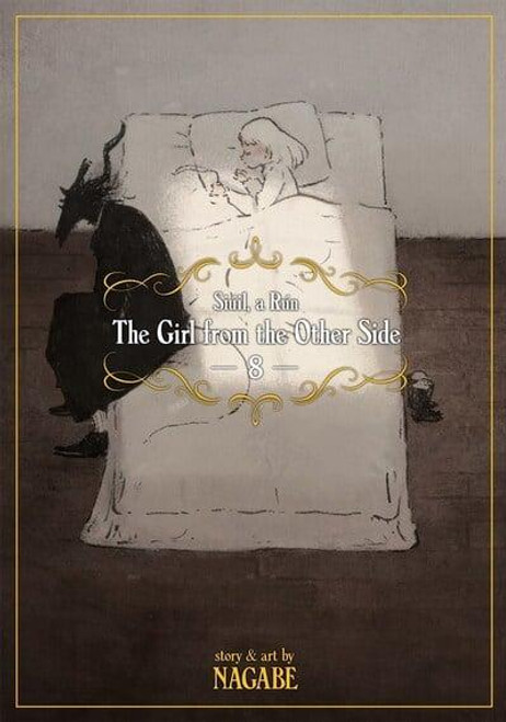 GIRL FROM THE OTHER SIDE VOL 08