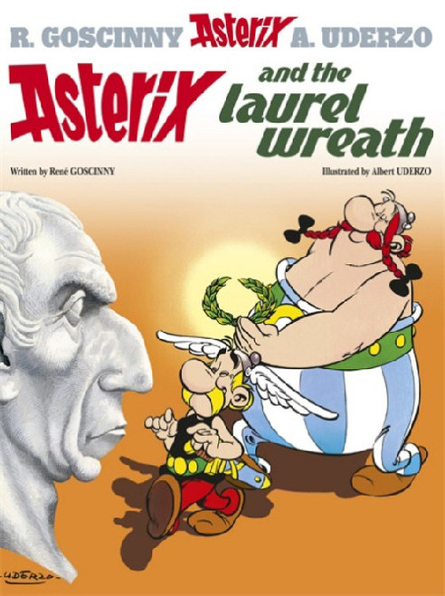 ASTERIX VOL 18 LAUREL WREATH SC