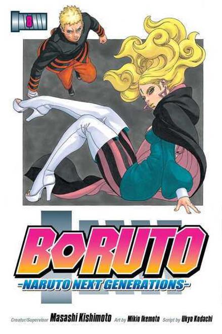 BORUTO VOL 08