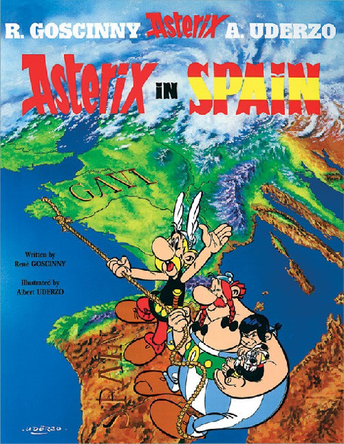 ASTERIX VOL 14 SPAIN SC