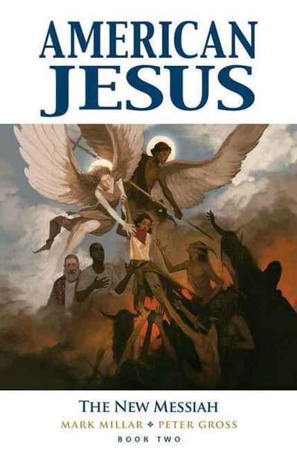 AMERICAN JESUS TP VOL 02 NEW MESSIAH (