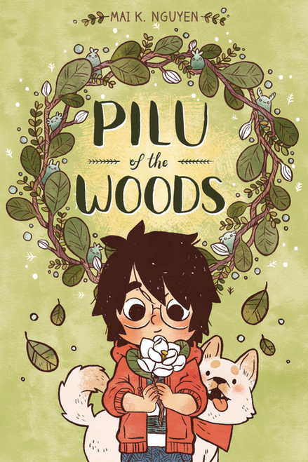 PILU OF THE WOODS HC