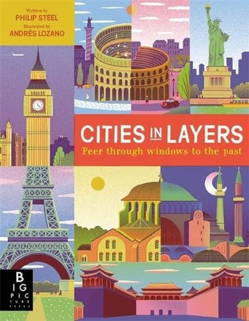CITIES IN LAYERS HC