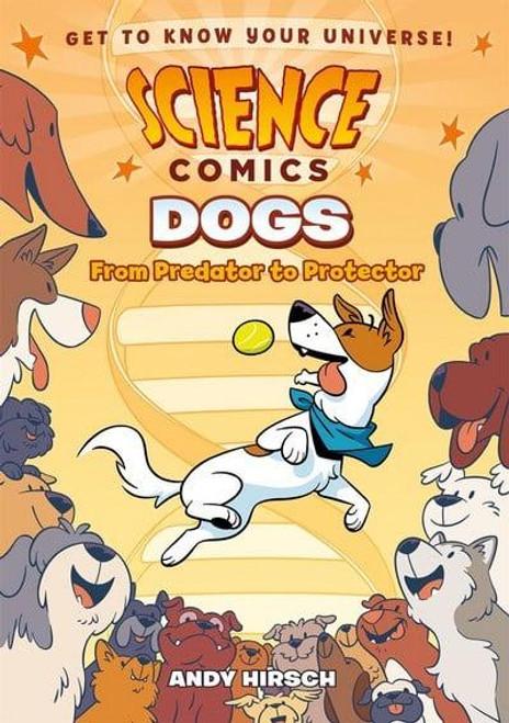 SCIENCE COMICS DOGS SC