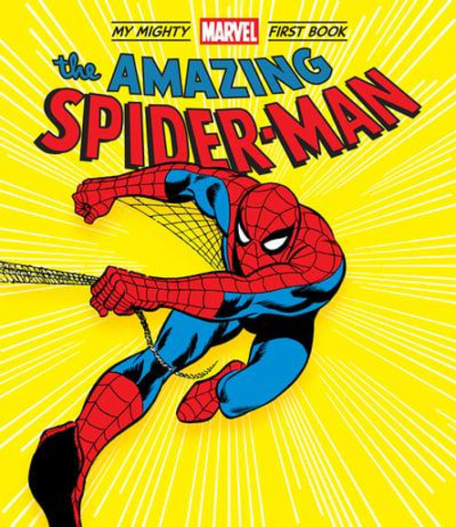 AMAZING SPIDER-MAN MY MIGHTY MARVEL FIRST BOARD BOOK