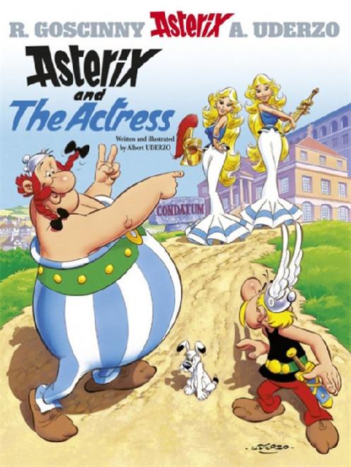 ASTERIX VOL 31 ACTRESS SC