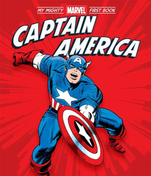 CAPTAIN AMERICA MY MIGHTY MARVEL FIRST BOARD BOOK