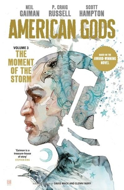 AMERICAN GODS HC VOL 03 THE MOMENT OF THE STORM