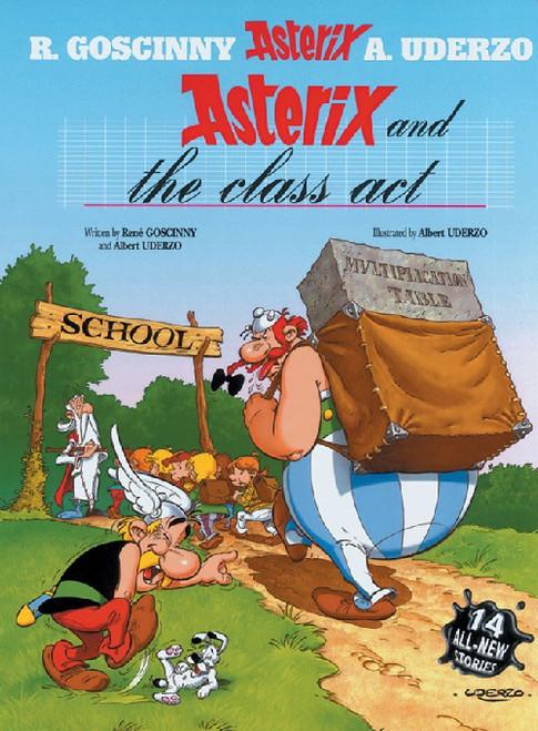 ASTERIX VOL 32 CLASS ACT SC