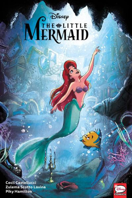 DISNEY THE LITTLE MERMAID GN
