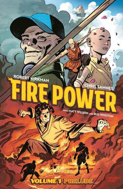 FIRE POWER BY KIRKMAN & SAMNEE TP VOL 01