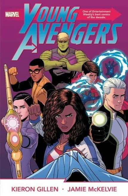 YOUNG AVENGERS BY GILLEN & MCKELVIE COMPLETE COLLECTION TP