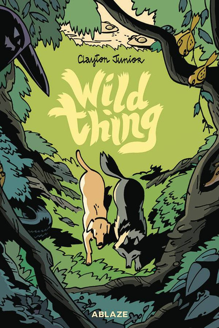 WILD THING OR MY LIFE AS A WOLF GN