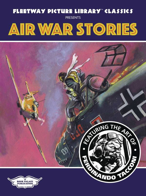 FLEETWAY PICTURE LIBRARY SC AIR WAR STORIES