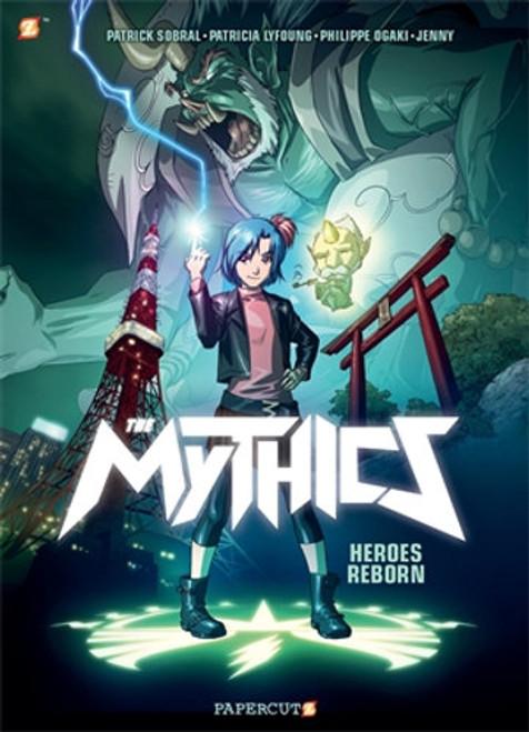 MYTHICS GN VOL 01 HEROES REBORN