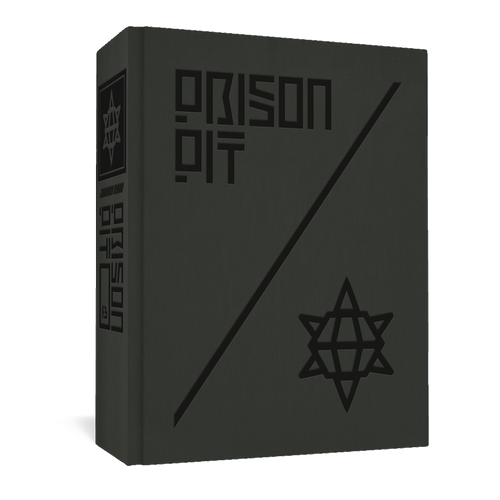 PRISON PIT COMPLETE COLLECTION HC BOOKPLATE EDITION