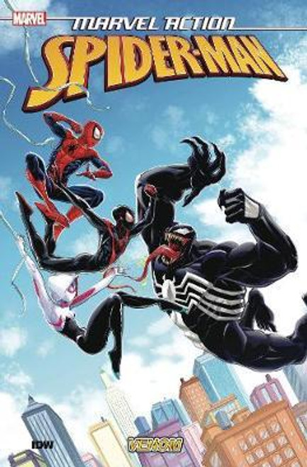 MARVEL ACTION SPIDER-MAN TP BOOK 04