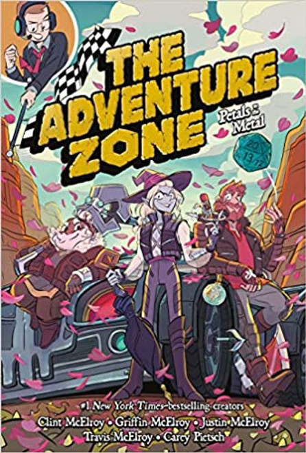 ADVENTURE ZONE VOL 03 HC