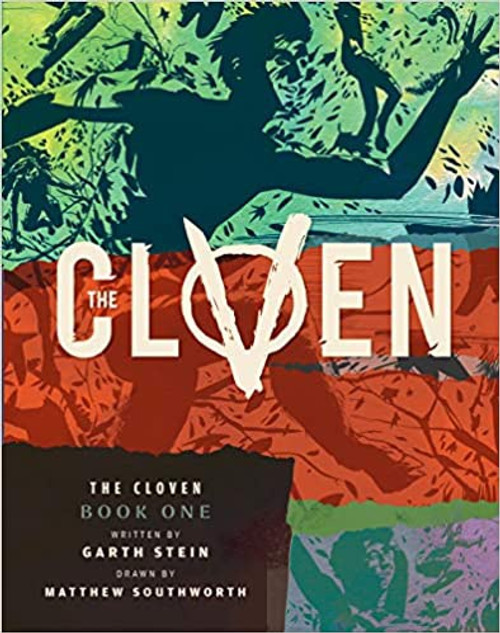 CLOVEN BOOK ONE HC