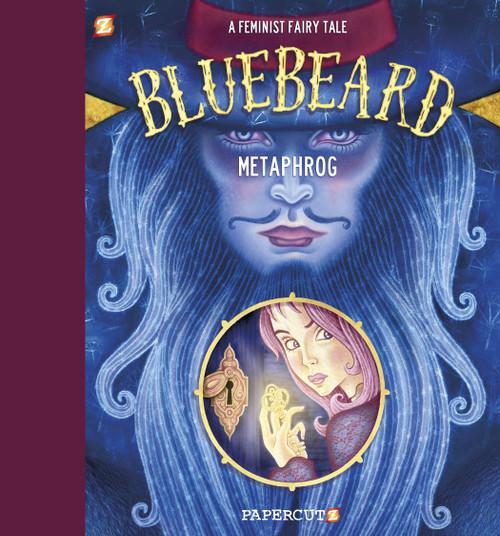 METAPHROGS BLUEBEARD HC GN