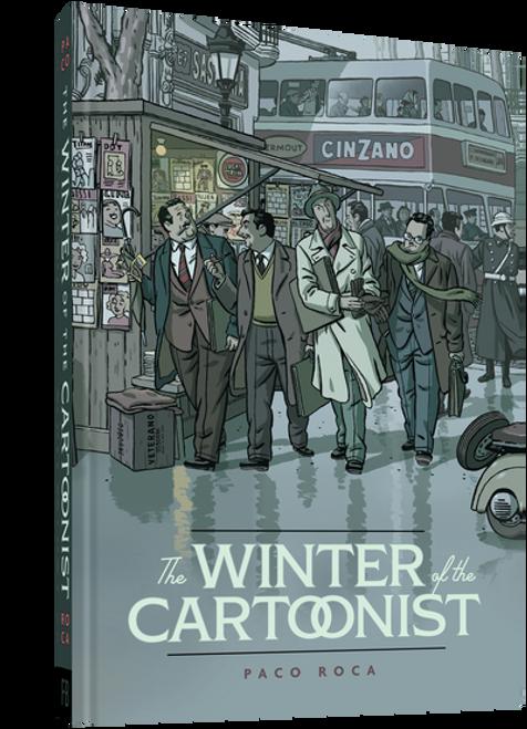 WINTER OF THE CARTOONIST HC