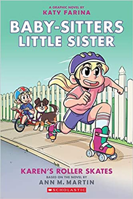 BABY SITTERS CLUB BABY SITTERS LITTLE SISTER GN VOL 02