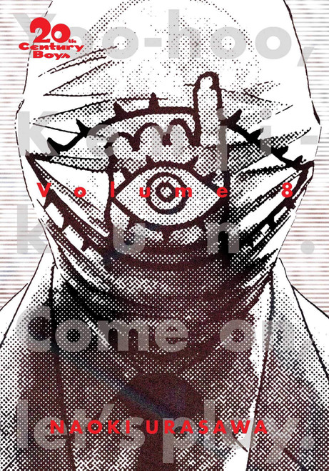 20TH CENTURY BOYS VOL 08 SIGNATURE EDITION