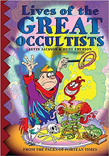 LIVES OF THE GREAT OCCULTISTS SC