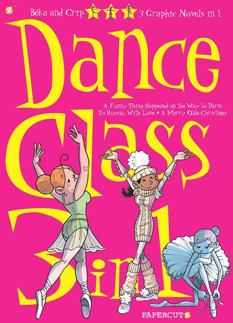 DANCE CLASS 3 IN 1 GN VOL 02