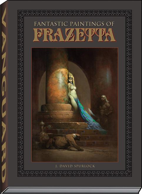 FANTASTIC PAINTINGS OF FRAZETTA HC
