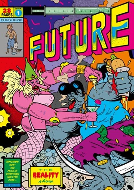 FUTURE VOL 01 SC