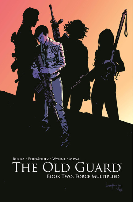 OLD GUARD TP 02 FORCE MULTIPLIED