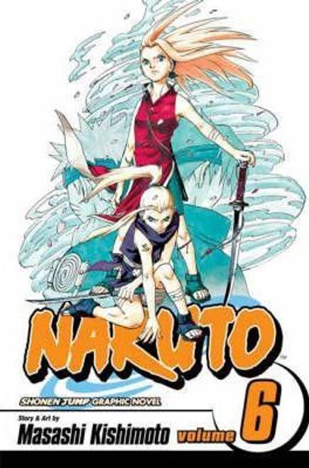 NARUTO VOL 06