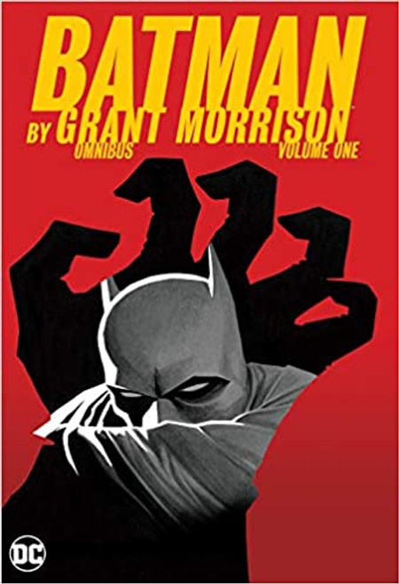 BATMAN BY MORRISON OMNIBUS HC VOL 01