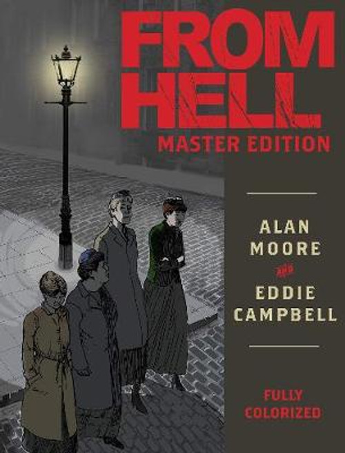 FROM HELL MASTER EDITION IN COLOR HC