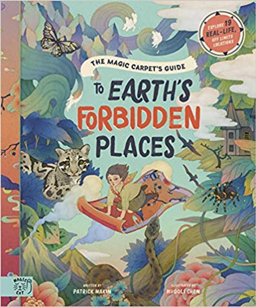MAGIC CARPETS GUIDE TO EARTHS FORBIDDEN PLACES HC