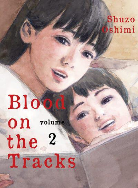 BLOOD ON TRACKS VOL 02