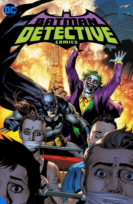 BATMAN DETECTIVE COMICS (2019) TP VOL 03