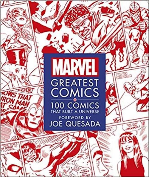 MARVEL GREATEST COMICS HC