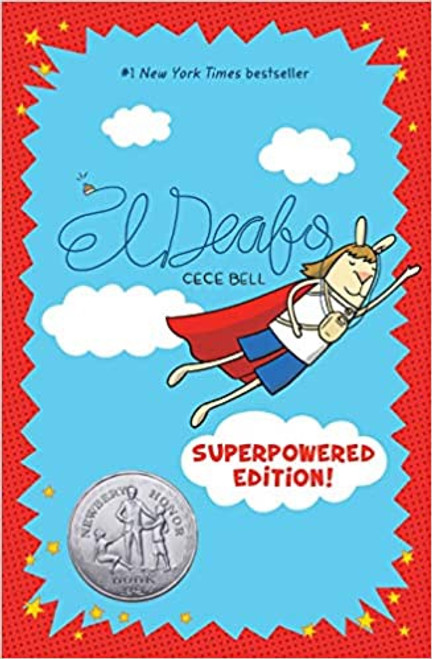 EL DEAFO SUPERPOWERED EDITION HC