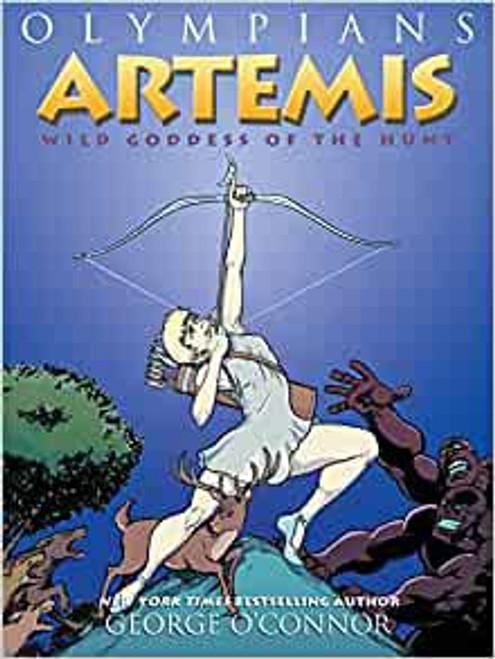 OLYMPIANS GN VOL 09 ARTEMIS