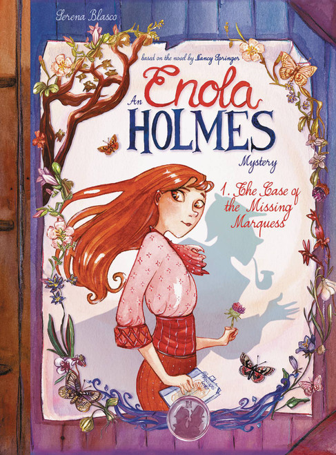 ENOLA HOLMES HC VOL 01 THE CASE OF THE MISSING MARQUESS
