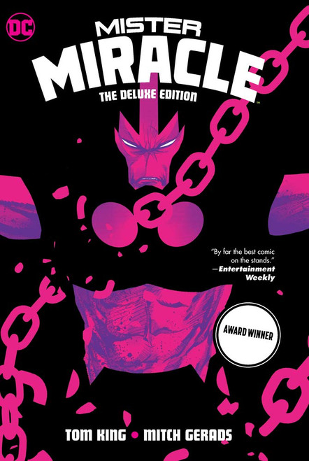 MISTER MIRACLE DELUXE EDITION HC
