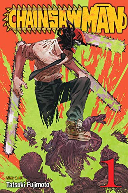 CHAINSAW MAN VOL 01