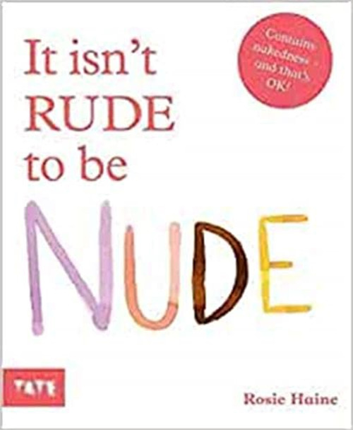 IT ISNT RUDE TO BE NUDE HC