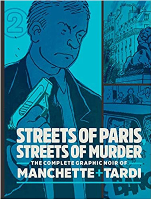 STREETS OF PARIS STREETS OF MURDER HC VOL 02