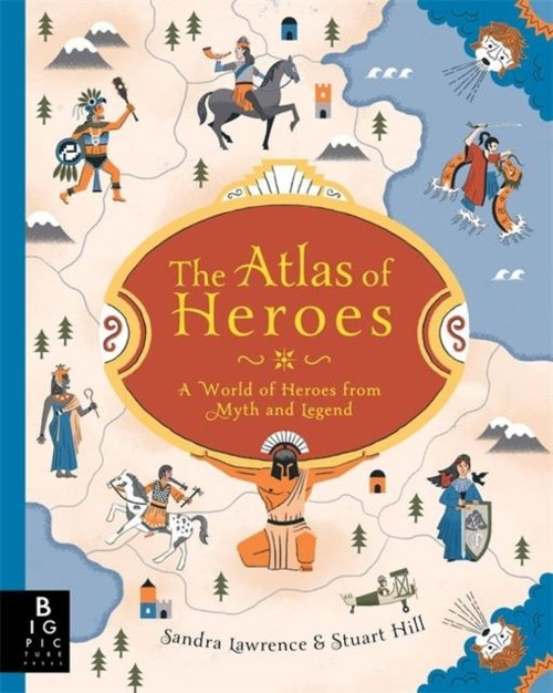 ATLAS OF HEROES & HEROINES HC