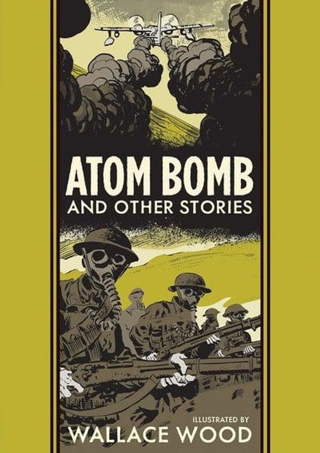 ATOM BOMB AND OTHER STORIES HC