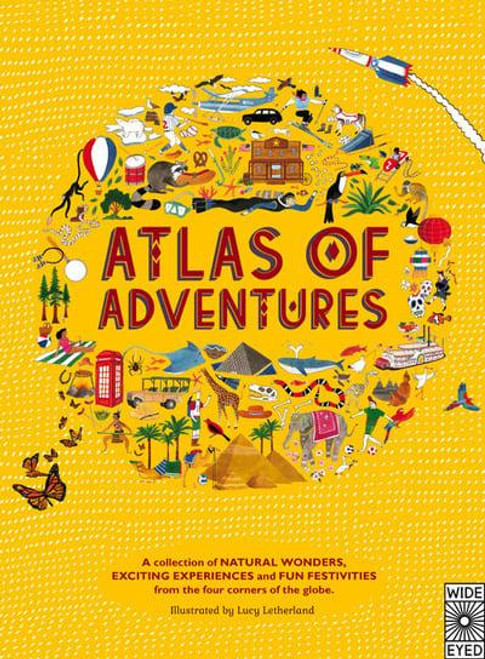 ATLAS OF ADVENTURES HC