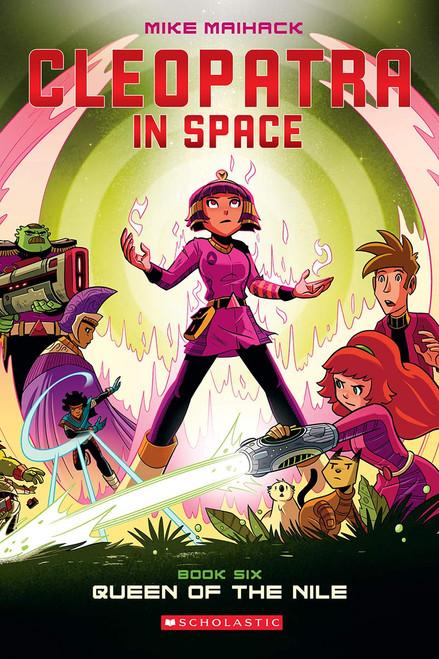 CLEOPATRA IN SPACE GN VOL 06
